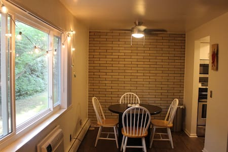 Cozy one bedroom apartment - Ann Arbor - Lejlighed