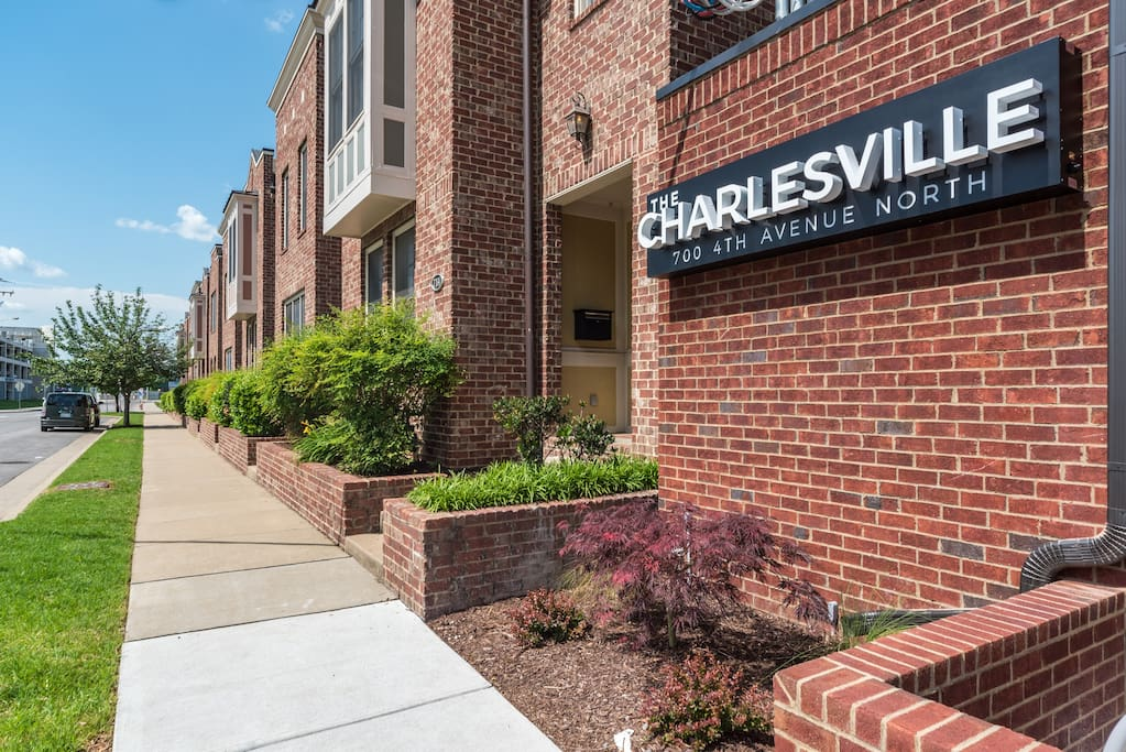 Charlesville entrance