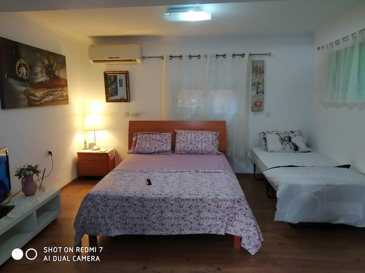 Beautiful apartment ,close to the Sea of Galilee