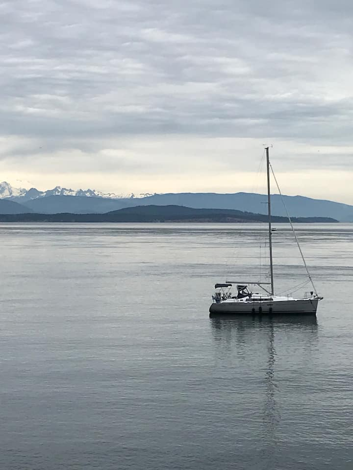 Sailboat Solitude