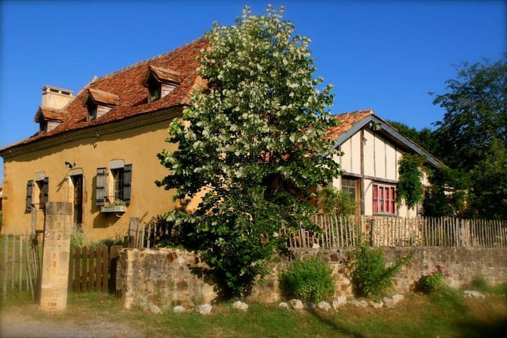 Petite ferme de charme - Malaussanne - Casa