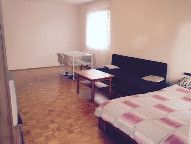 Feel at home in Private room for 1-4 people - Bremen
