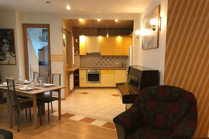 Cozy 3 bedroom apartment in an excellent location