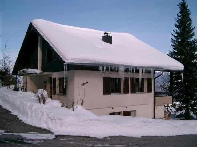Ferienhaus Daniela - grandioser Seeblick und Kamin