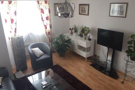 Appartement clair et confortable à 5 mns de Paris - Asnières-sur-Seine - Apartment
