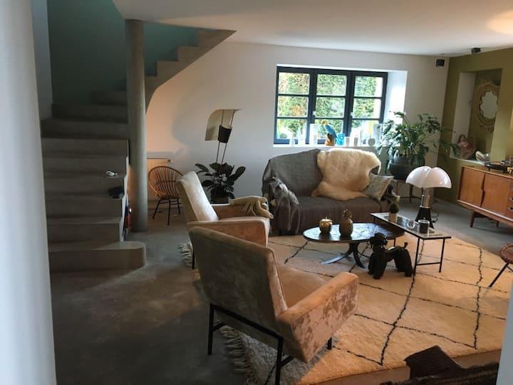 Chambre dans maison Dauphinoise en centre ville