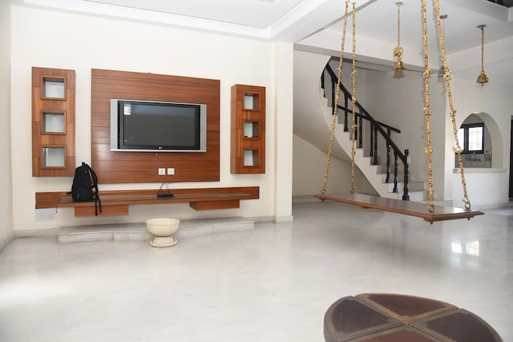5 Star Residential's -Room with Private balcony