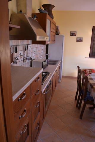 dependance kitchen