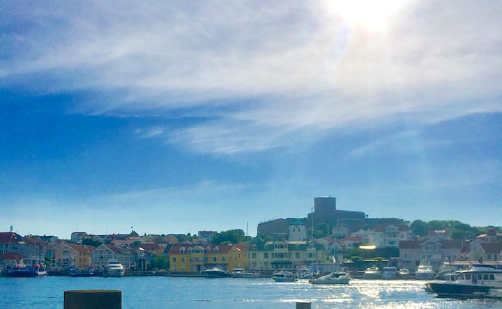 Great apartment in Marstrand