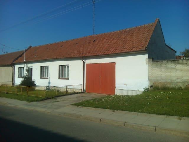 Přijeď na dědinu - Jižní Morava - Kostelec - Chalet