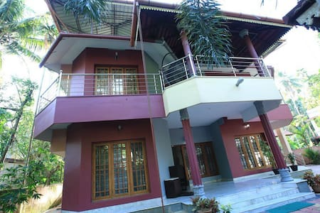 The Edappaly Home - Kochi - House