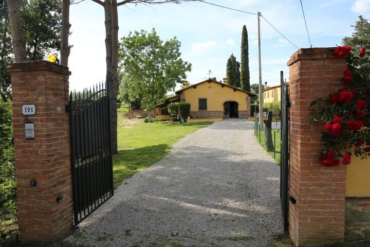 Sleepy Hill intera villa - Vinci - วิลล่า