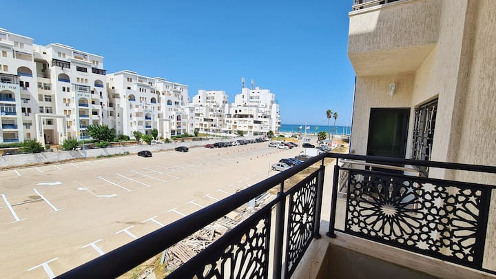 Apartment in Martil near the beach