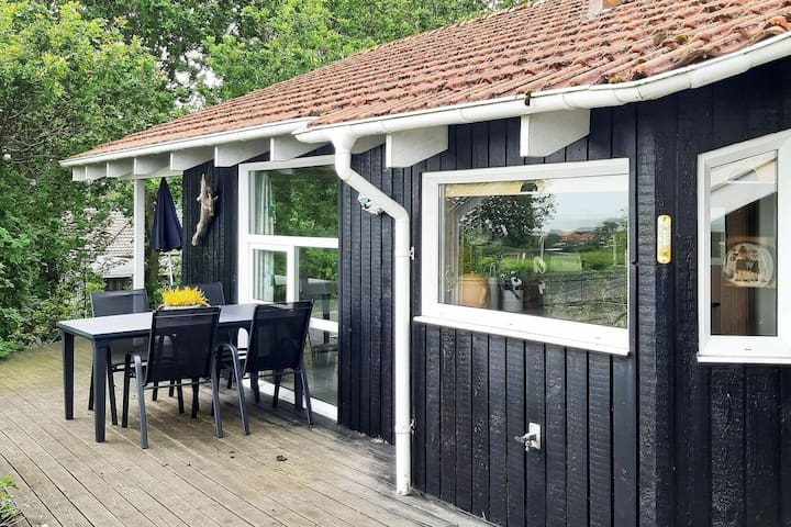 Quaint Holiday Home in Sæby with Sauna