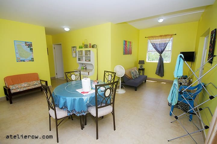 Cozy 1 bedroom apt with amenities. - Coverley - Apartament