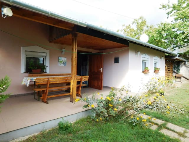 House for 4 pers - dog welcome in Velence R48210