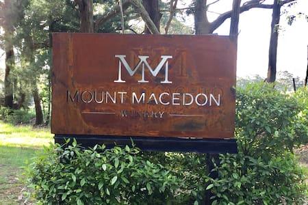 Mount Macedon Winery Retreat - Mount Macedon - Penzion (B&B)