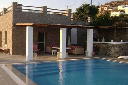 Villa Vrachos - Mikonos - Villa