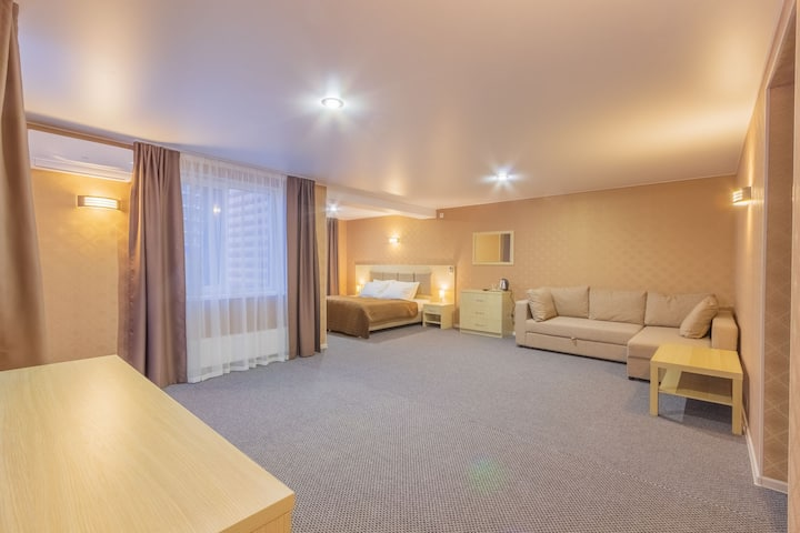 Quadruple deluxe - Undina Hotel