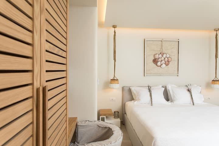 NEW | Comfort Room | 18 Grapes Hotel  Naxos