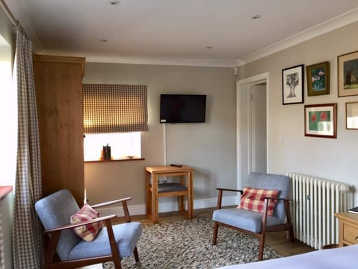 Superb accommodation in the heart of Aylsham
