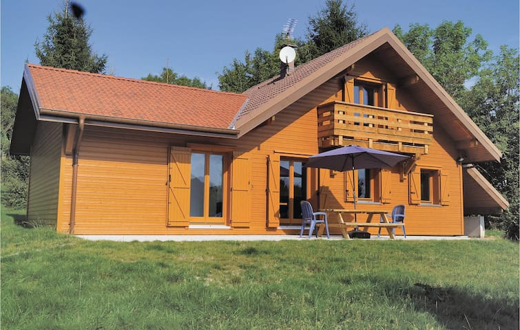 Holiday apartment with 1 bedroom on 34m² in Gerardmer