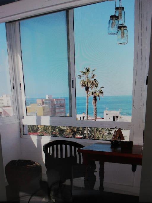 Vistas del apartamento