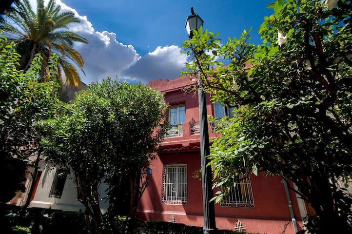 3  Habitaciones centro historico BARRIO YUNGAY