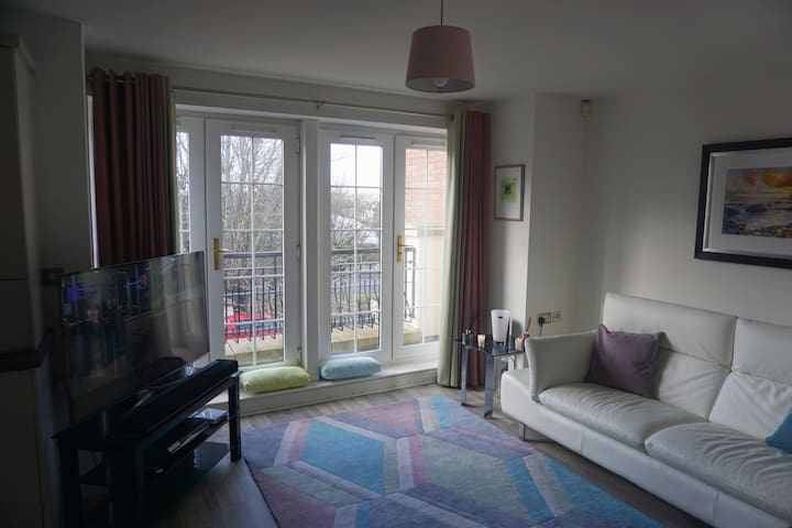 Luxury 2 Bedroom Apartment Close to City Centre