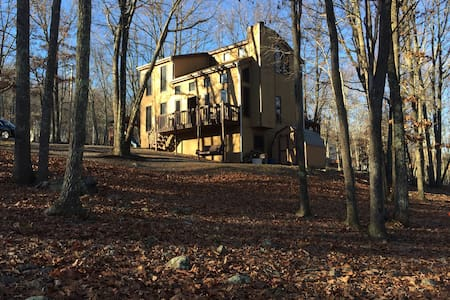 Peaceful Mountain Retreat Home - Bushkill - Casa
