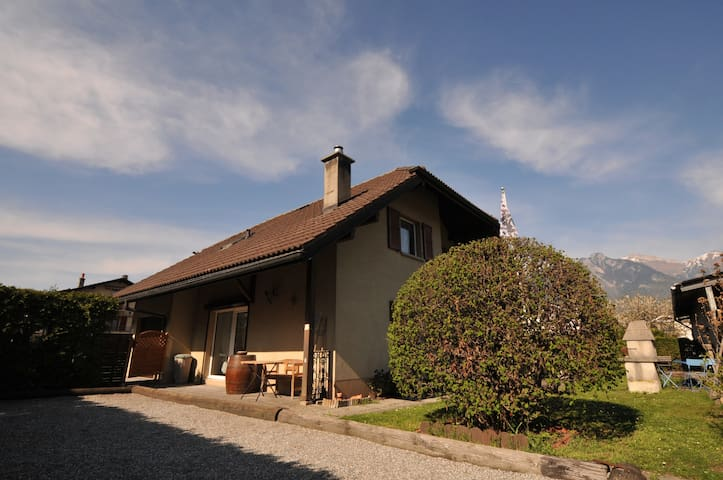 La maison de Wexye - Vouvry - Rumah