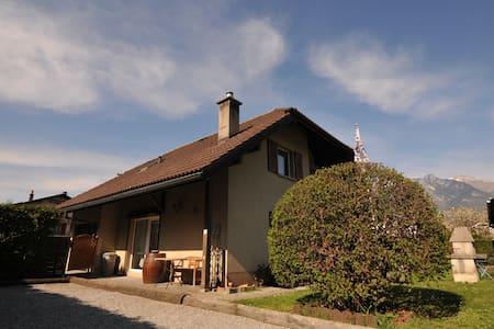 La maison de Wexye - Vouvry - House