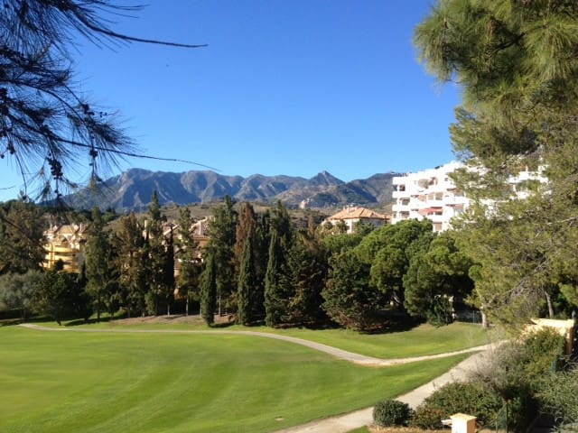Vacaciones en Marbella: Playa-Golf - Marbella - Apartmen