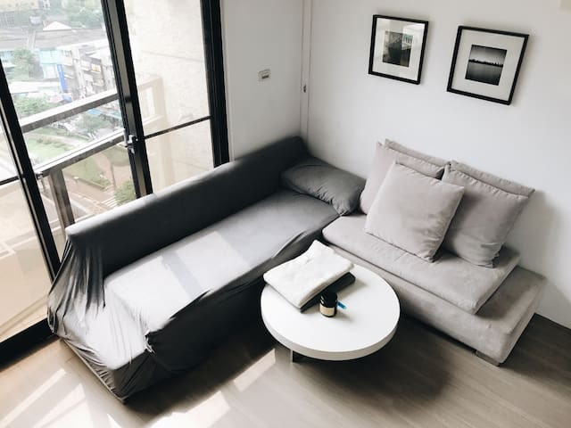 Minamalist by City Center 近台北101 - Taipeh - Wohnung