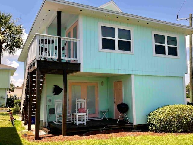 St. Augustine Beach House - Steps to Beach.