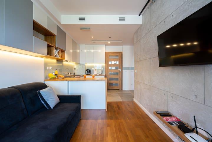 Apartament Slate in City Centre by Apart Service