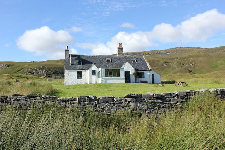 A real escape in the beautiful highlands