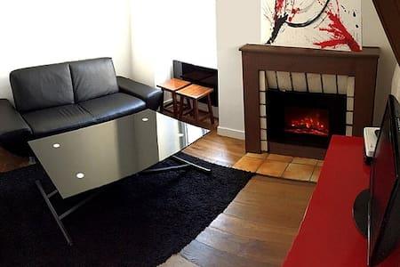 Appartement Nantes centre ville - Byt