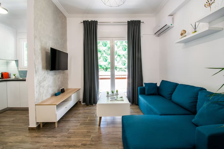 """Plato's Academy"" fully-equipped apt in Athens"