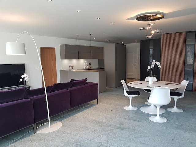 High quality central 2.5 room vacation apartment