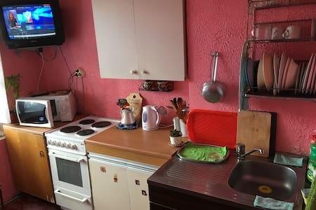 Тихая уютная квартира (Cozy apartment) - Apartemen
