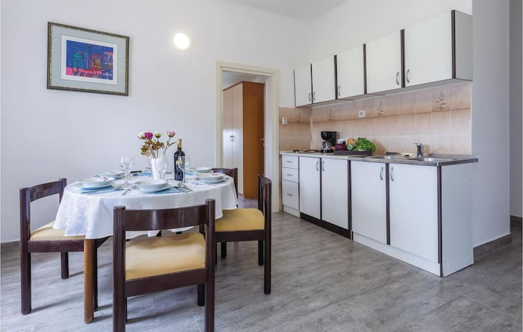 Holiday apartment with 2 bedrooms on 53m² in Porec