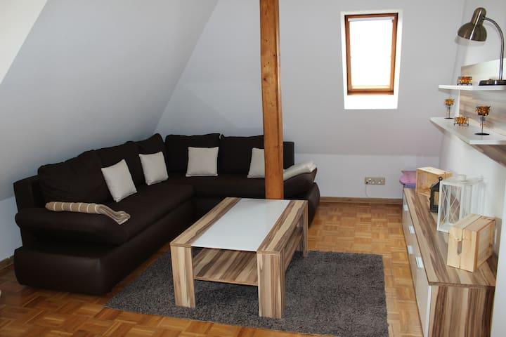 Gemütliche Ferienwohnung in Wernigerode - Wernigerode - Lägenhet