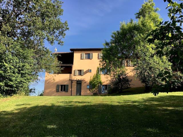 Casa Bea: piscina, natura, silenzio e gran confort