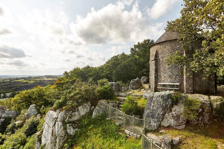 Mortain : maison au cœur du bocage Normand