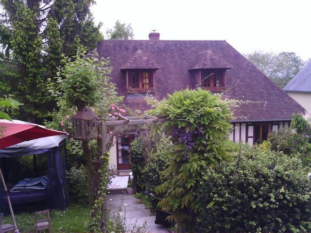 Maison à Deauville location semaine