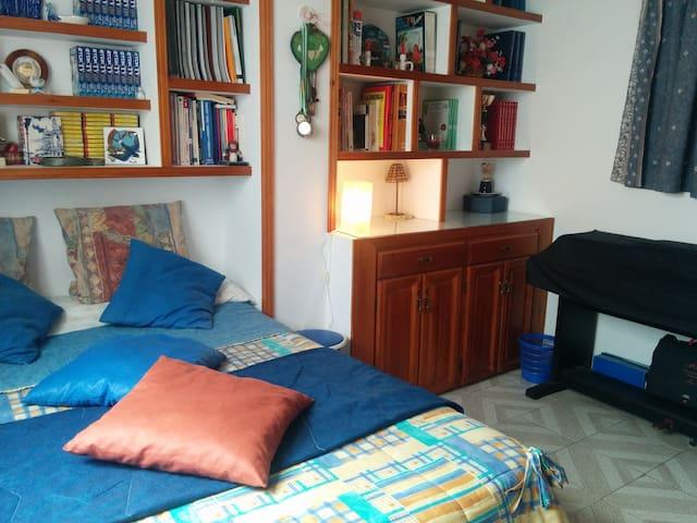 habitación doble en centro de Ronda
