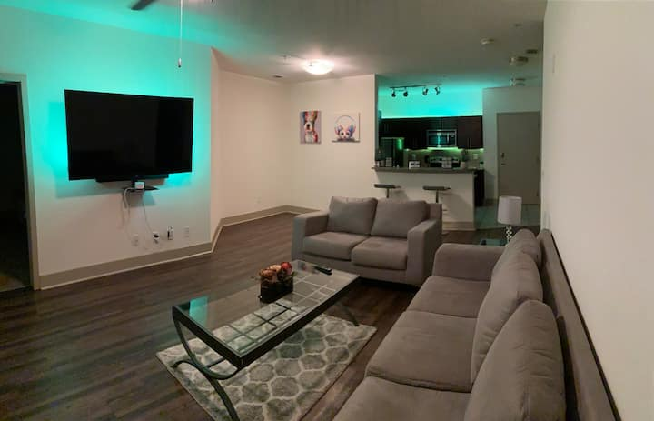 2BR / 2BA in the heart of Downtown ATL
