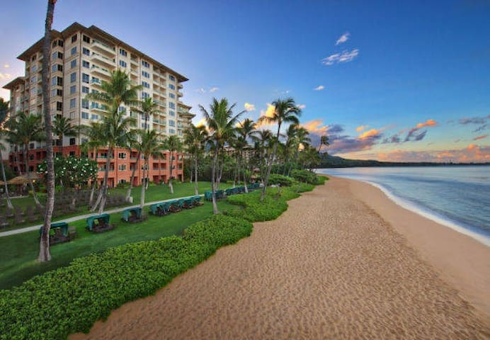 Marriiott Maui Ocean Club Lahaina Villas