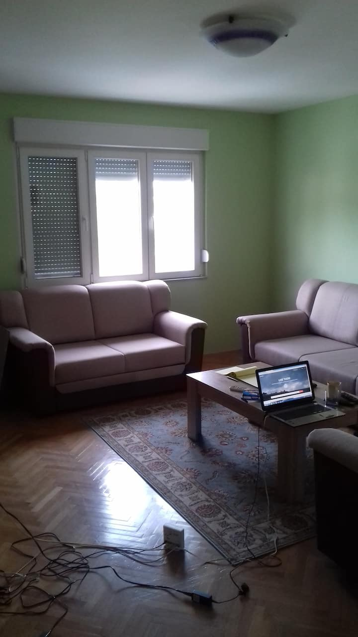 Apartment in the center of Mostar book min 5 days